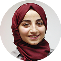 Rana Khalil, REFORM volunteer